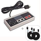 WADEO Nintendo Clásica, NES Mimi Classic Mando Controlador de Juegos Consolas...