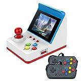 CXYP Mini Recreativa Arcade,3 Pulgadas 360 Juegos Consola de Juegos Portátil...