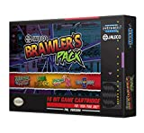 Retro-Bit Europe Jaleco Brawler's Pack PAL Version SNES Cartridge for Super NES...