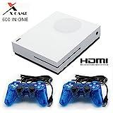 CXYP Consola de Videojuegos Retro,HDMI Video Incorporado 600 Juegos clásicos...