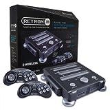 Hyperkin RetroN 3 Gaming Console for Nintendo SNES/ NES/ Genesis - Charcoal Gray...
