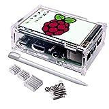 Pantalla para Raspberry Pi , Quimat 3.5 Inch Pantalla Táctil TFT LCD 480x320...