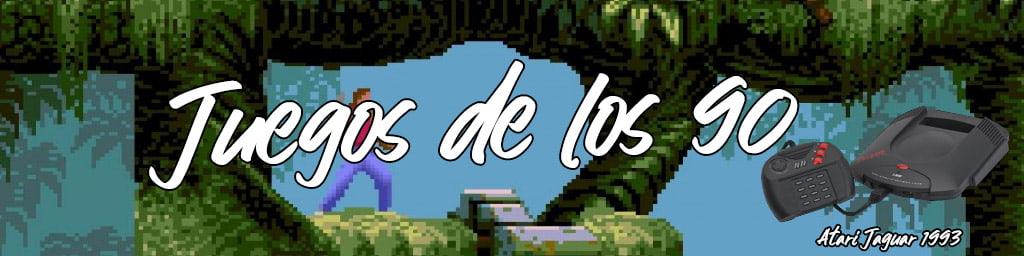 juegos años 90
