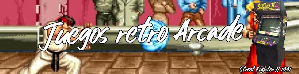 mejores juegos arcade