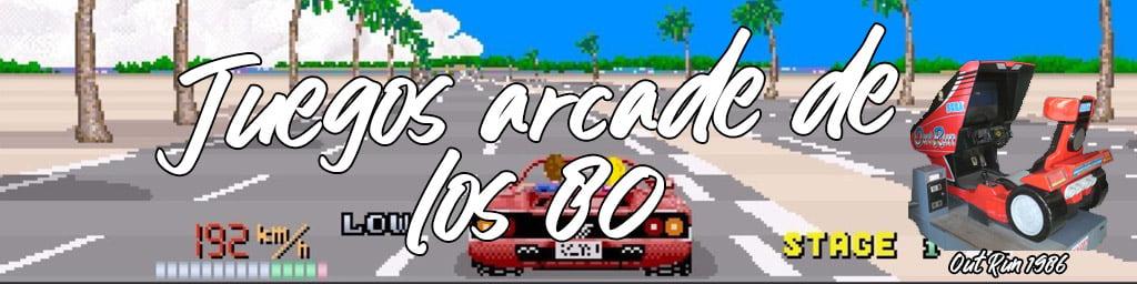 juegos de los años 80