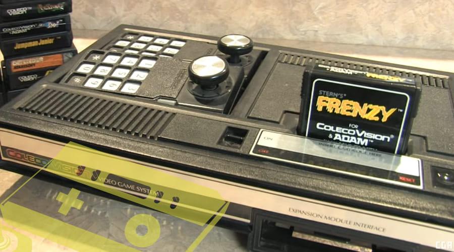 maquinitas de juegos de los 80