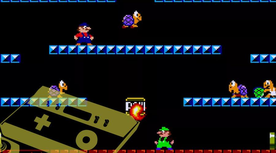 videojuegos clasicos de los 80