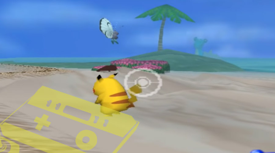 pokemon gamecub