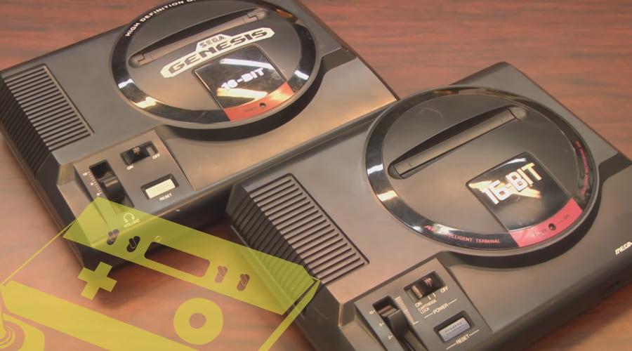 consolas de los 80