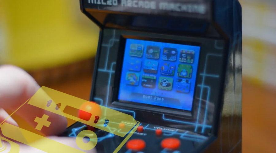 mini arcade