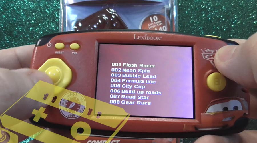 lexibook compact cyber arcade