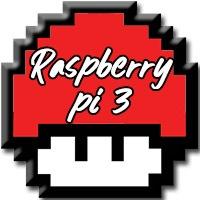 consola raspberry pi 3